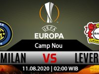 Prediksi Bola Inter Milan Vs Bayer Leverkusen 11 Agustus 2020