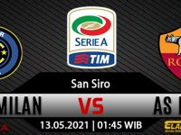 Prediksi Bola Inter Milan vs AS Roma 13 Mei 2021