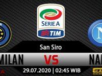 Prediksi Bola Inter Milan Vs Napoli 29 Juli 2020