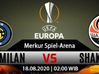 Prediksi Bola Inter Milan Vs Shakhtar Donetsk 18 Agustus 2020