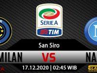 Prediksi Bola Inter Milan vs Napoli 17 Desember 2020