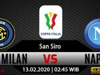 Prediksi Bola Inter Milan Vs Napoli 13 Februari 2020