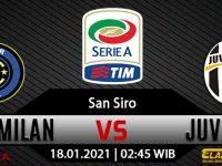 Prediksi Bola Inter Milan vs Juventus 18 Januari 2021