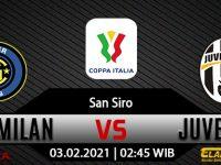 Prediksi Bola Inter Milan vs Juventus 03 Februari 2021