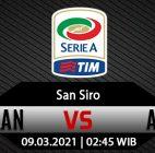 Prediksi Bola Inter Milan Vs Atalanta 09 Maret 2021