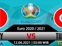 Prediksi Bola Italia vs Turki 12 Juni 2021