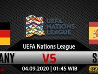 Prediksi Bola Jerman Vs Spanyol 04 September 2020
