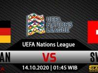 Prediksi Bola Jerman Vs Swiss 14 Oktober 2020