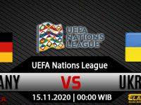 Prediksi Bola Jerman Vs Ukraina 15 November 2020
