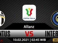 Prediksi Bola Juventus Vs Inter Milan 10 Februari 2021
