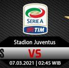 Prediksi Bola Juventus Vs Lazio 07 Maret 2021