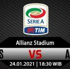 Prediksi Bola Juventus Vs Bologna 24 Januari 2021