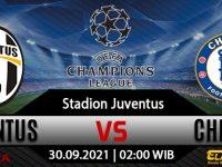 Prediksi Bola Juventus Vs Chelsea 30 September 2021