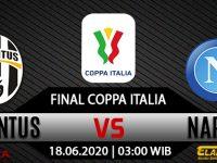 Prediksi Bola Napoli vs Juventus 18 Juni 2020