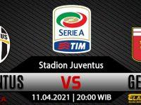 Prediksi Bola Juventus Vs Genoa 11 April 2021