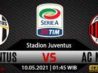 Prediksi Bola Juventus vs AC Milan 10 Mei 2021