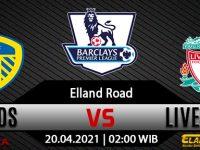 Prediksi Bola Leeds United vs Liverpool 20 April 2021