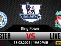Prediksi Bola Leicester City Vs Liverpool 13 Februari 2021