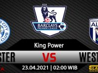 Prediksi Bola Leicester City Vs West Bromwich 23 April 2021