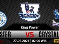Prediksi Bola Leicester City vs Crystal Palace 27 April 2021