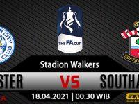 Prediksi Bola Leicester City vs Southampton 19 April 2021