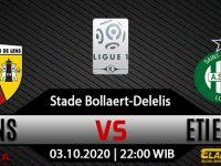 Prediksi Bola Lens vs Saint Etienne 03 Oktober 2020