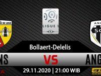 Prediksi Bola Lens vs Angers 29 November 2020