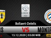 Prediksi Bola Lens vs Montpellier 13 Desember 2020