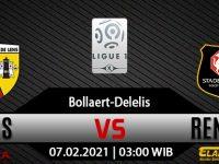 Prediksi Bola Lens vs Rennes 7 Februari 2021