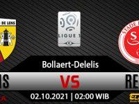 Prediksi Bola RC Lens Vs Reims 02 Oktober 2021