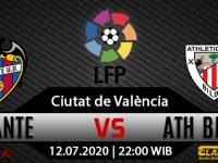 Prediksi Bola Levante vs Athletic Bilbao 12 Juli 2020
