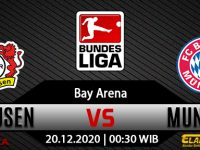 Prediksi Bola Leverkusen Vs Bayern Munchen 20 Desember 2020