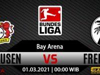 Prediksi Bola Bayer Leverkusen vs Freiburg 1 Maret 2021