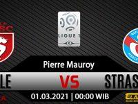 Prediksi Bola Lille OSC VS Strasbourg 01 Maret 2021