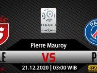 Prediksi Bola Lille vs PSG 21 Desember 2020