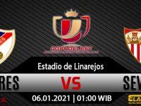 Prediksi Bola Linares Deportivo vs Sevilla 6 Januari 2021