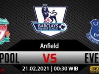 Prediksi Bola Liverpool Vs Everton 21 Februari 2021