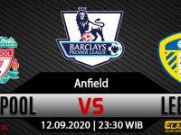 Prediksi Bola Liverpool Vs Leeds United 12 September 2020