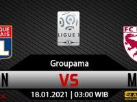 Prediksi Bola Lyon vs Metz 18 Januari 2021
