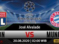 Prediksi Bola Lyon Vs Bayern Munchen 20 Agustus 2020