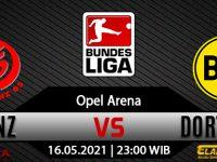 Prediksi Bola FSV Mainz 05 Vs Borussia Dortmund 16 Mei 2021