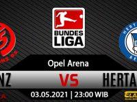 Prediksi Bola Mainz vs Hertha Berlin 03 Mei 2021