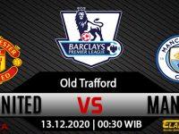 Prediksi Bola Manchester United Vs Manchester City 13 Desember 2020