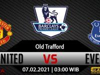Prediksi Bola Manchester United vs Everton 7 Februari 2021