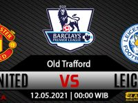 Prediksi Bola Manchester United vs Leicester City 12 Mei 2021
