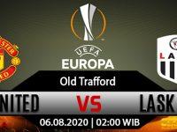 Prediksi Bola Manchester United Vs LASK Linz 06 Agustus 2020
