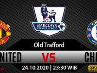 Prediksi Bola Manchester United vs Chelsea 24 Oktober 2020