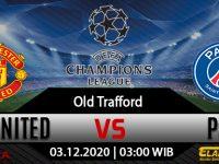 Prediksi Bola Manchester United vs PSG 3 Desember 2020