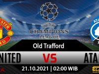 Prediksi Bola Manchester United Vs Atalanta 21 Oktober 2021