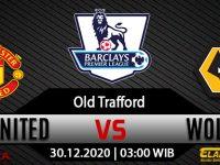 Prediksi Bola Manchester United Vs Wolverhampton 30 Desember 2020